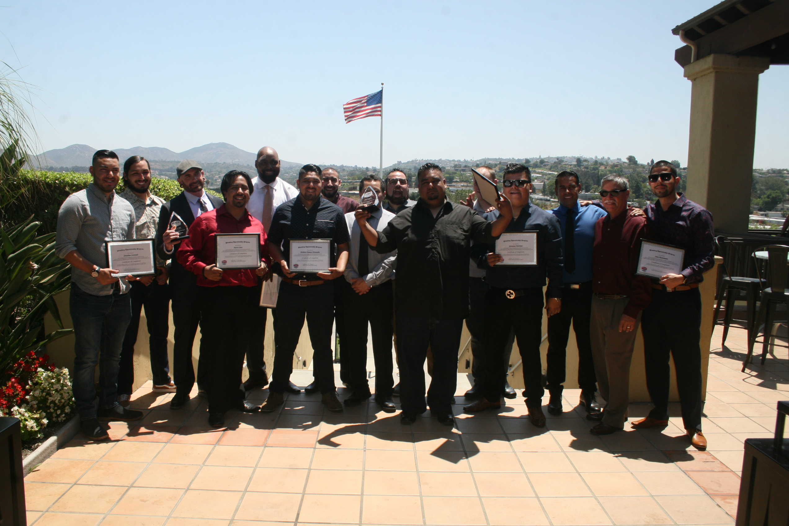 PHCC Academy of San Diego Graduation 2019
