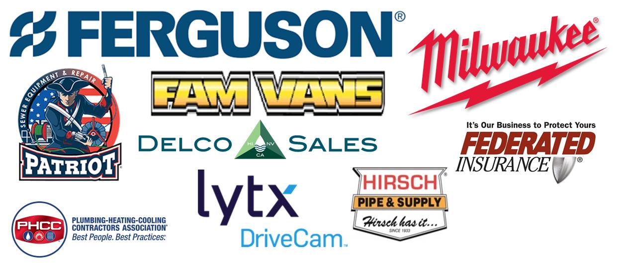 PHCC San Diego Sponsors 2020