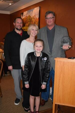 2017 Harold Buschcopf Award