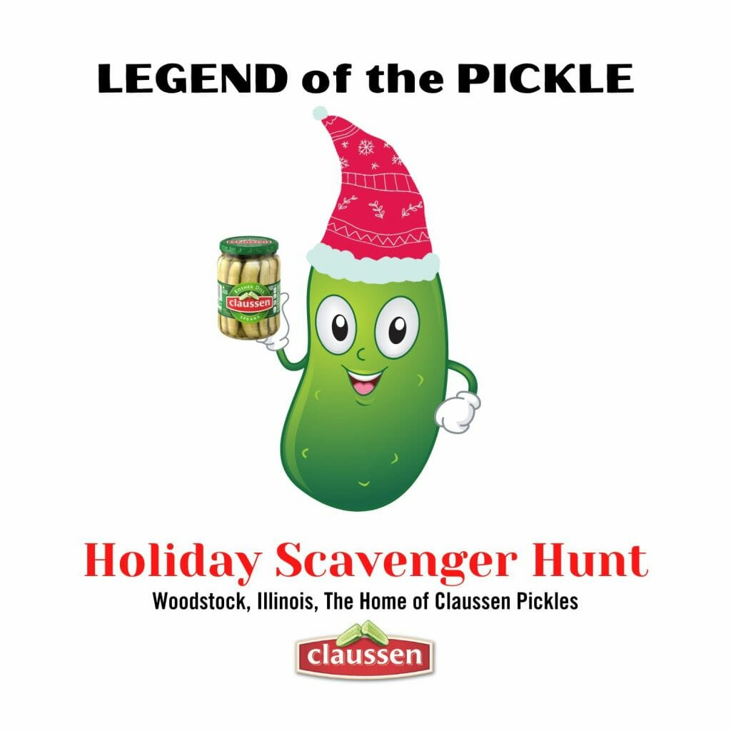 Legend of the Pickle