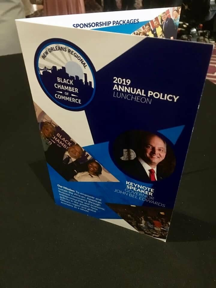 2019 annual policy cover image