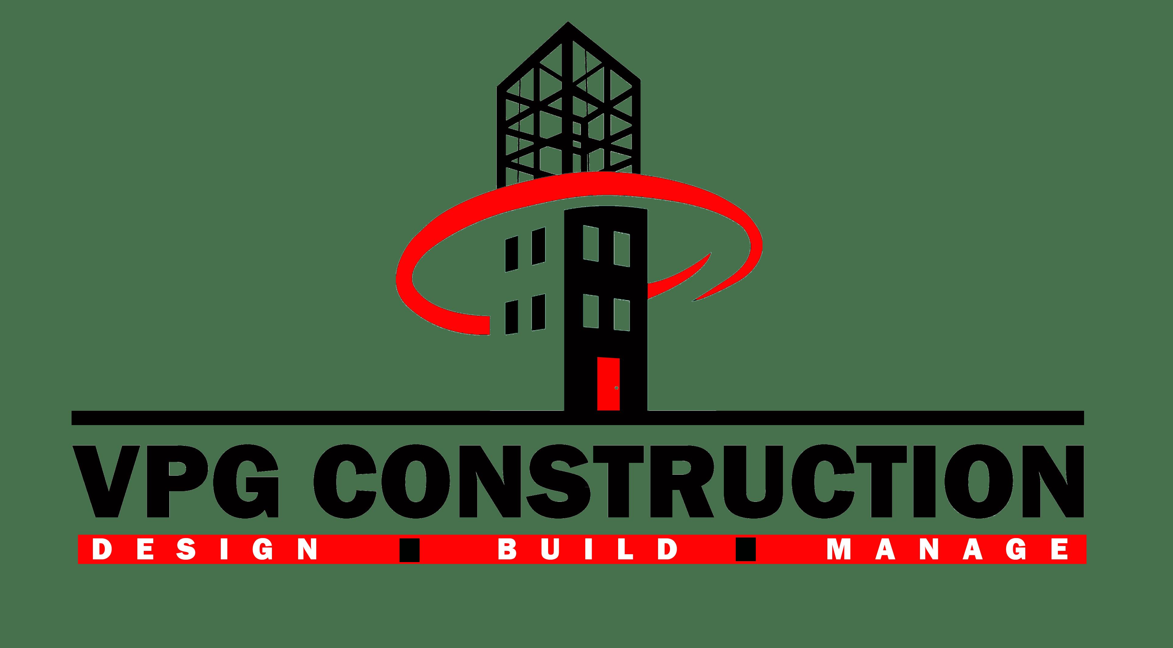VPG Construction Logo