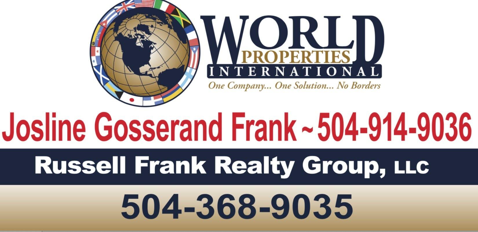 World Properties Logo