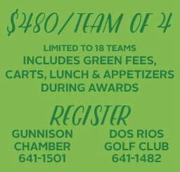$480 per team of 4