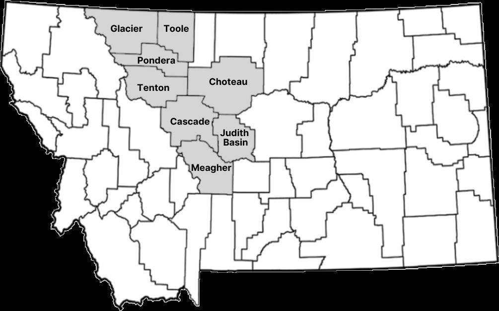 GFAR Jurisdiction Map