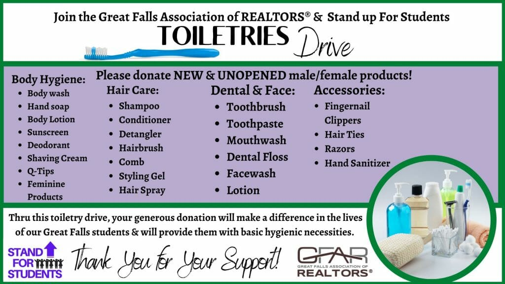 Copy of 2021 Toiletry Drive