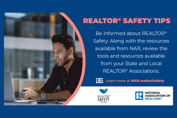 REALTOR® Safety Month