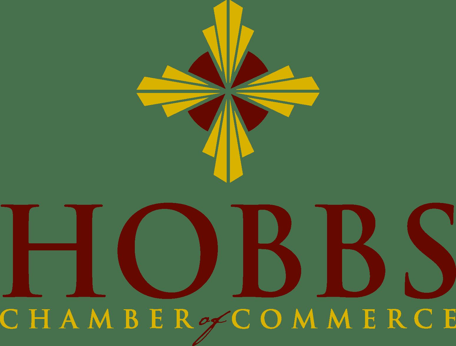 Hobbs chamber logo