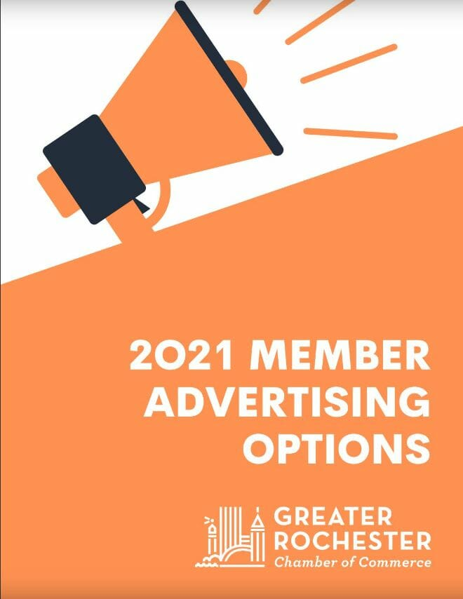 Download our 2021 Advertising Options booklet