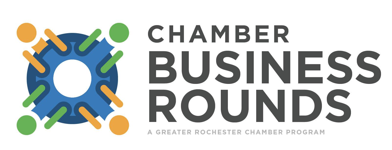 Chamber Biz Rounds logo