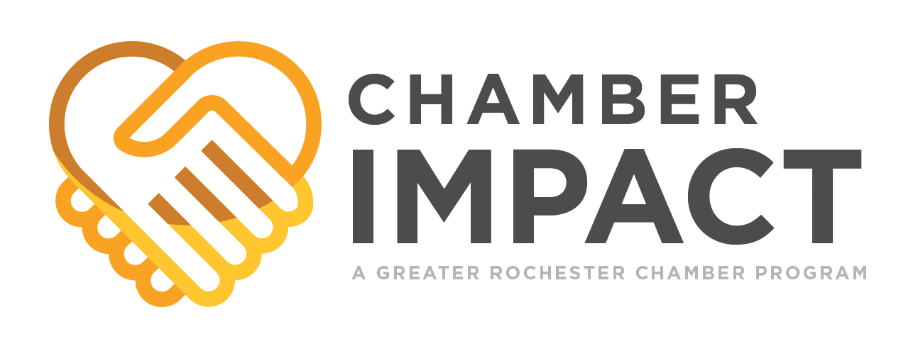 Chamber impact 2021 logo