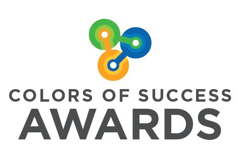 Colors of Success Awards Vertical