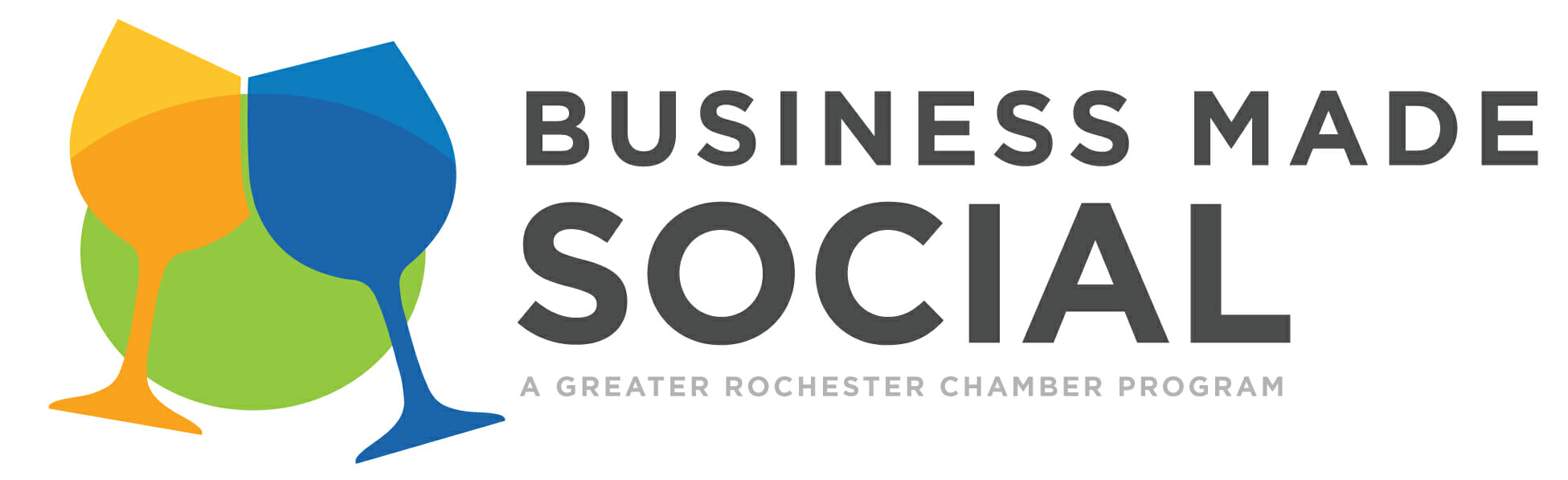 Business Made Social logo