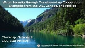 water security through transboundary