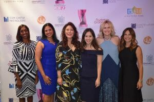 Women of Achievement Honorees