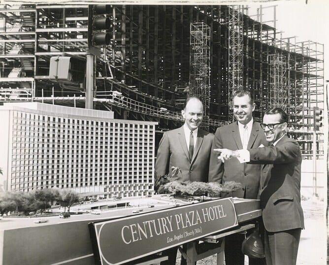 Century Plaza Hotel and Model