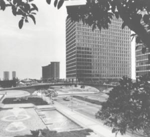 historic century city photo