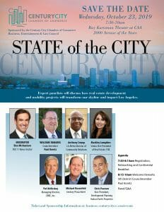 Stat of the City Flyer
