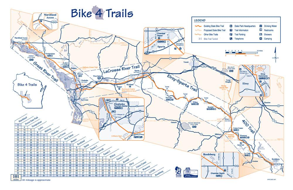 Bike 4 Trails