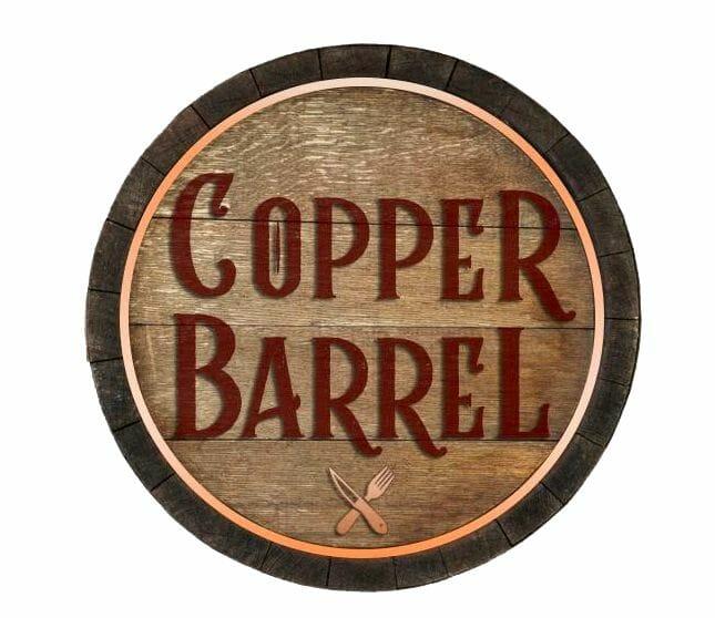 Copper Barrel
