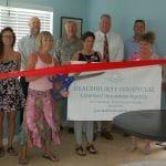 beachhurst financial ribbon cutting