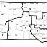 South Dakota Circuit Map