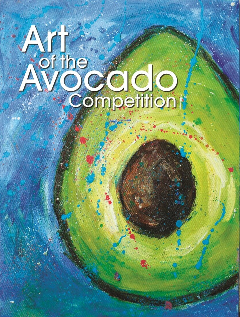 art of the avocado