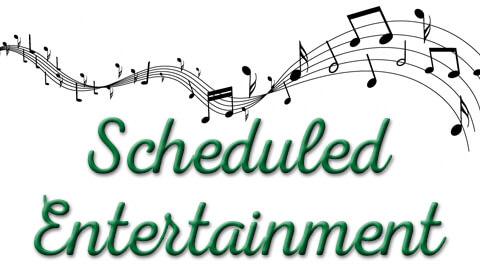 Scheduled Entertainment