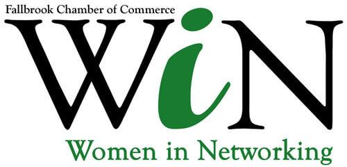 Women in Networking logo
