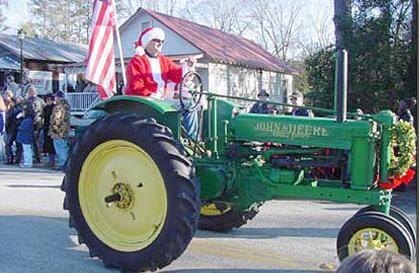 Boykin Christmas Parade