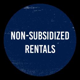 non-subsidized rentals