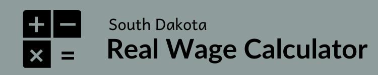 real wage calculator