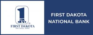 First Dakota National Bank button