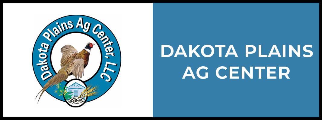 Dakota Plains Ag Center Button