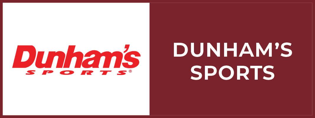 Dunham's Sports button