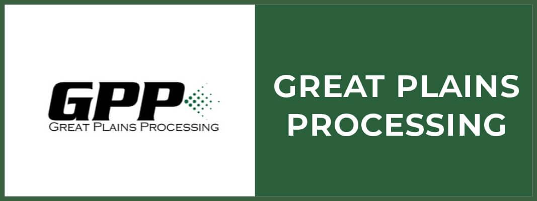 Great Plains Processing Button