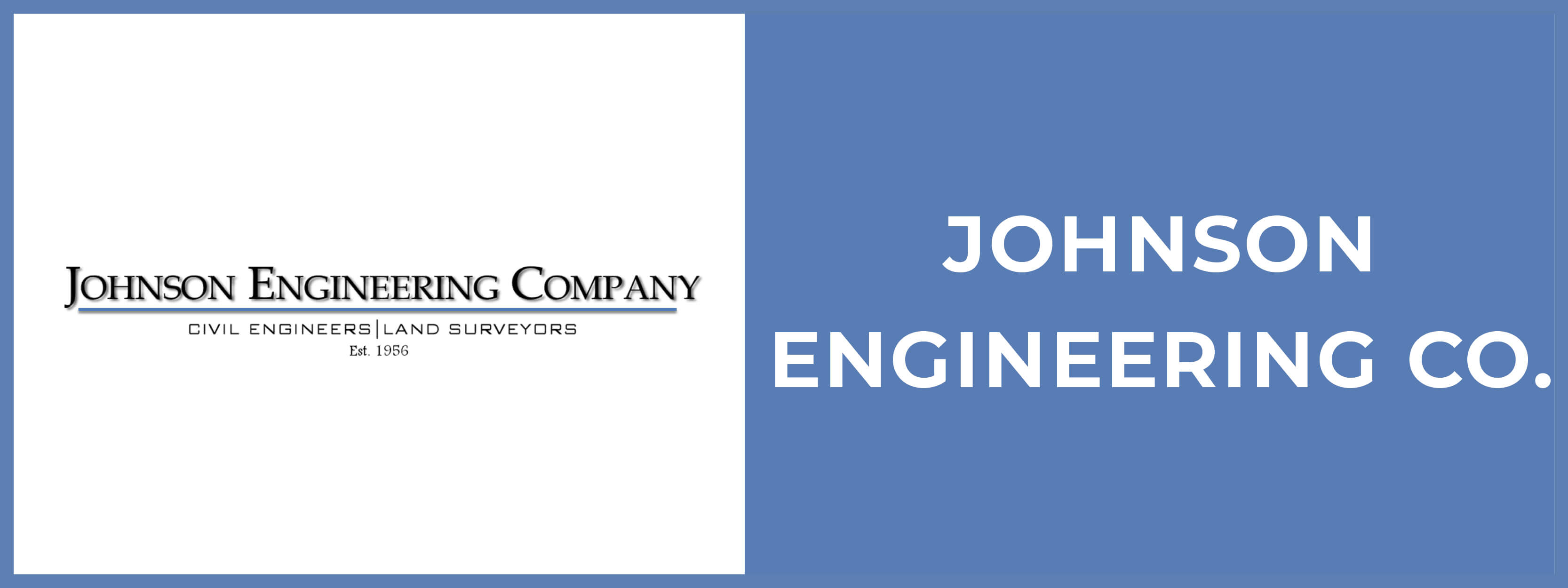 Johnson Engineering Co Button