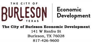 City Of Burleson Website logo