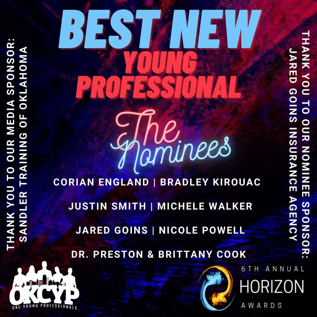 best new young professional