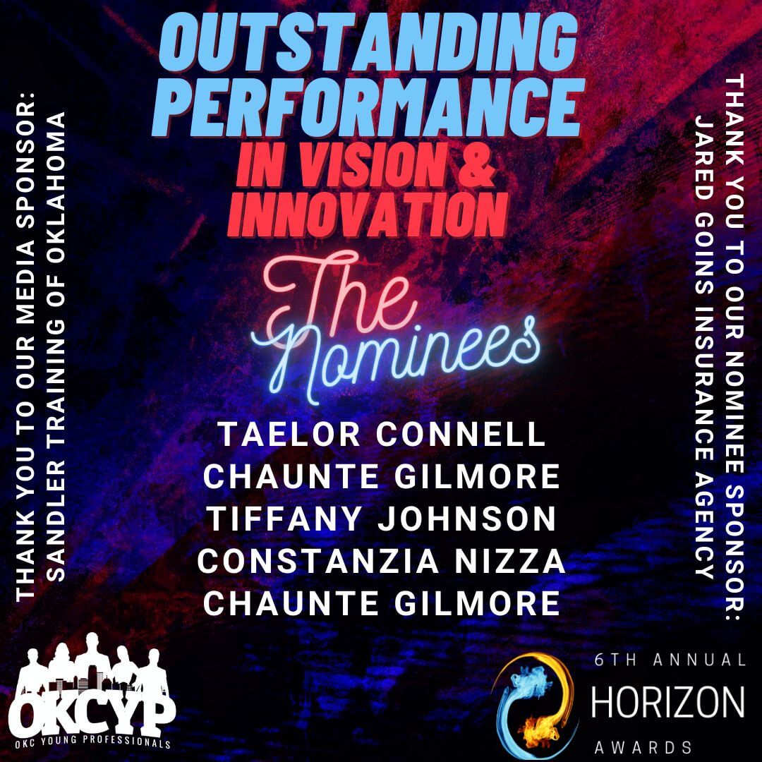 outstanding performance in vision and innovation