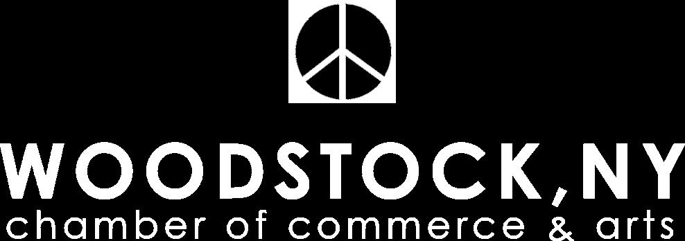 Woodstock Chamber logo white
