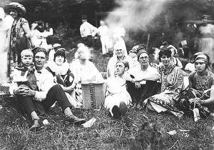 Allen Family at Maverick Festival