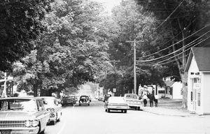 Mill Hill Road, 1970s