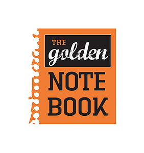 golden note book