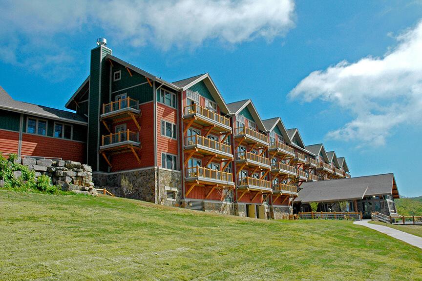 Mount Magazine Lodge