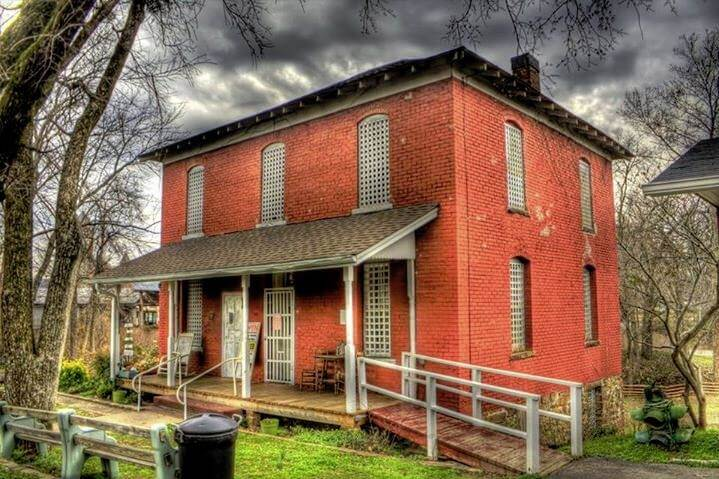 """Logan County """"Old Jail"""" Museum"""