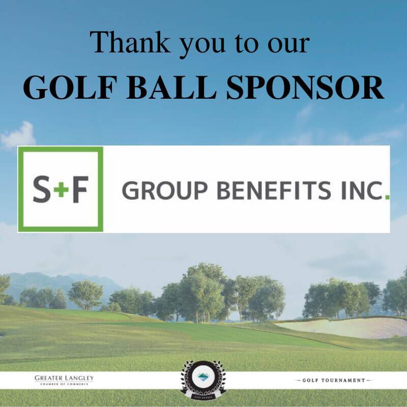 2 Golf Ball Sponsor