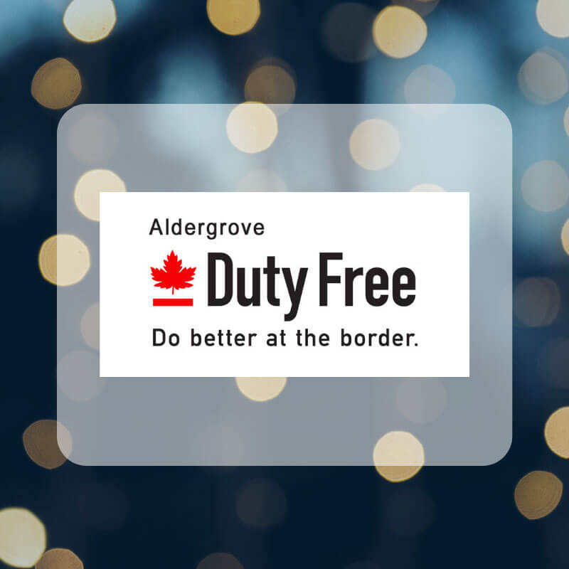 Aldergrove Duty Free