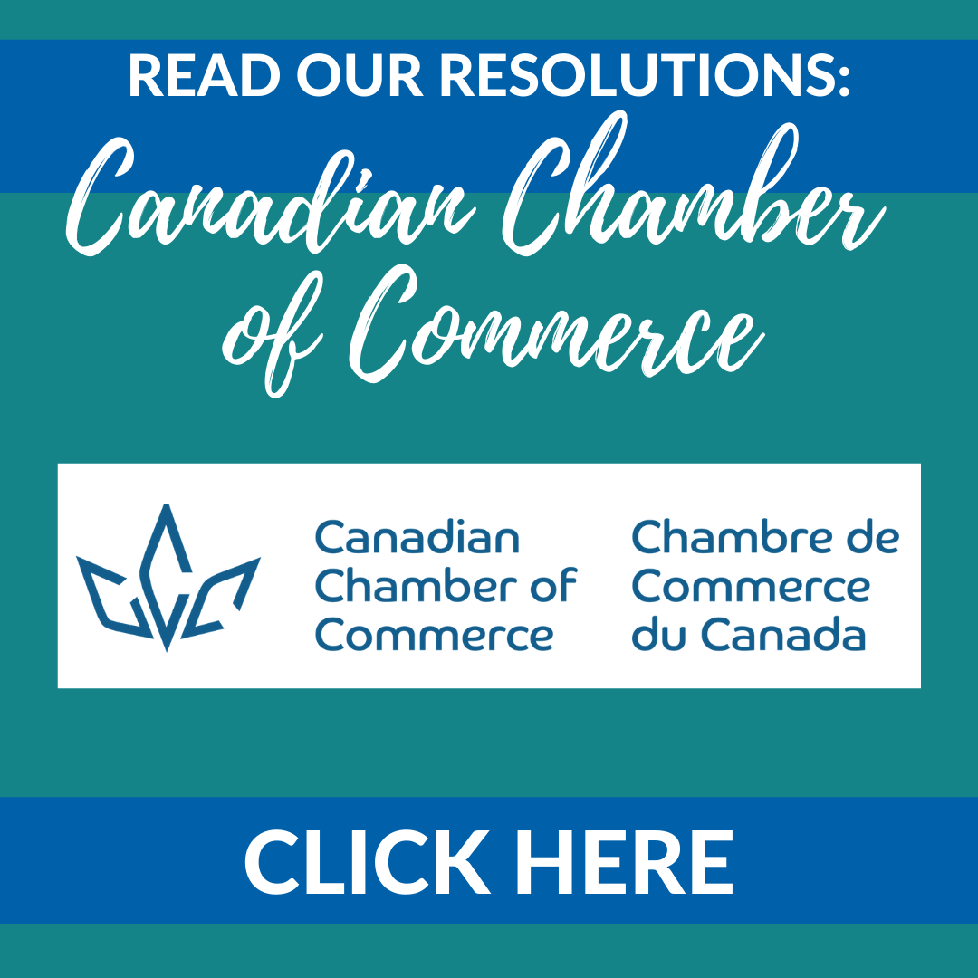 Canadian chamber graphic