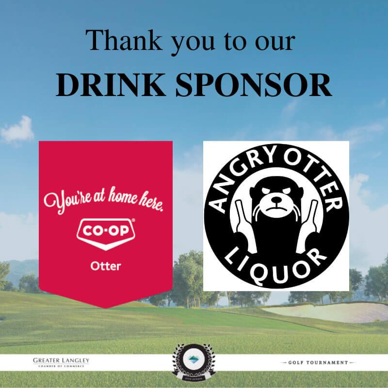 Drink Sponsor(